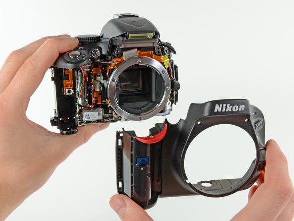 Ремонт объективааппарата