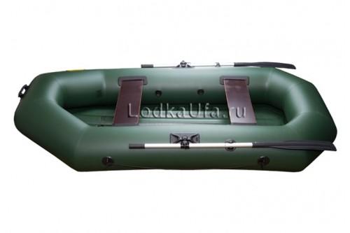 лодка поливинилхлоридный  буревестник  260