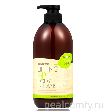 Гель для душа Ecoennea Lifting Up (Экоэнния Лифтинг Ап)
