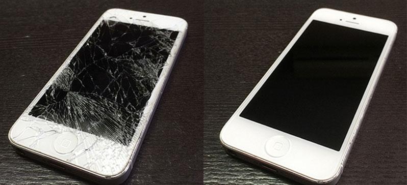 Замена стекла сотового телефона ремонт аккумулятора телефона своими руками