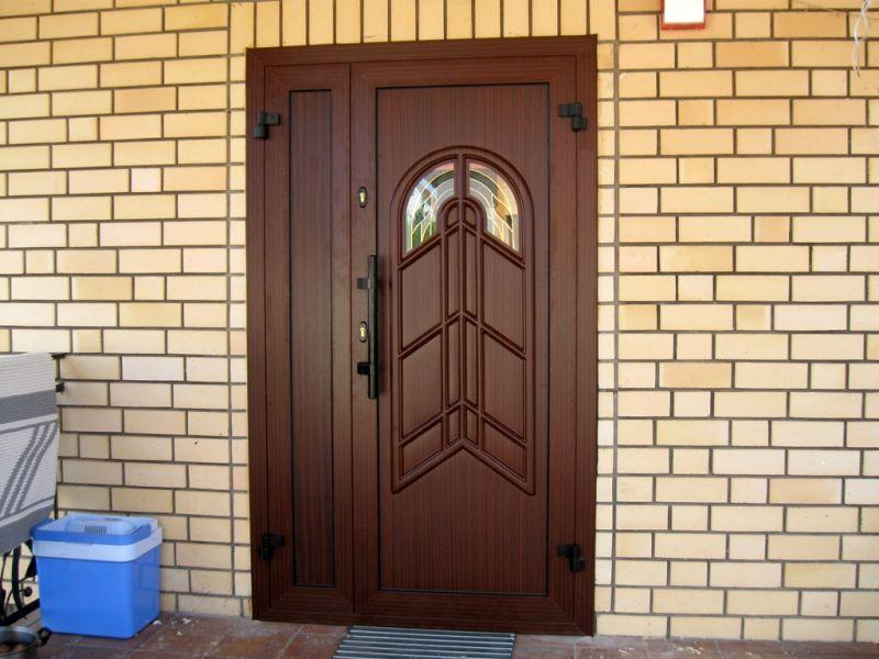 входная дверь металлическая в школу