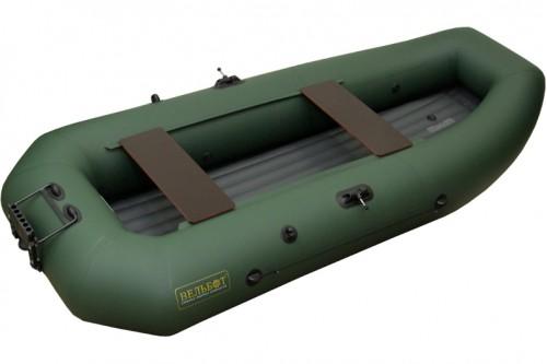 выбор гребной лодки с надувным дном
