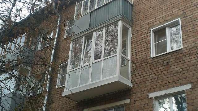 Рамы для остекления балконов, лоджий в Ярославле - каталог п.