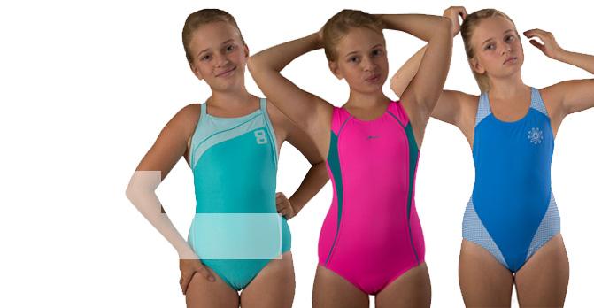 b5e18a52fceb0 Купальник для плавания детский в ассортименте, производство: ЮЖНАЯ ...