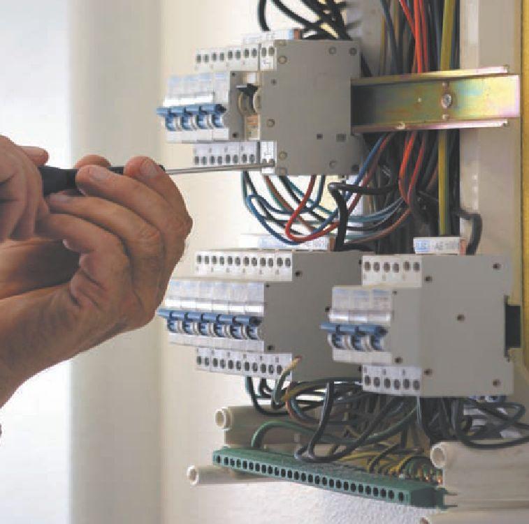Сборка щитка электрического своими руками