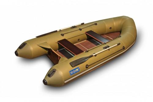 лодка вельбот евра 3500