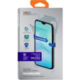 Защитная пленка InterStep invisible360 для Samsung S20 Ultra (IS-SF-SAM0S20UL-360AFCL-UNI)